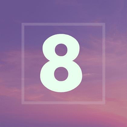 Numérologie : votre année personnelle 8
