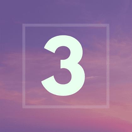 Numérologie : votre année personnelle 3